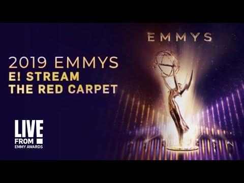 """Emmys Live Stream 2019 """"E! Stream The Red Carpet"""""""