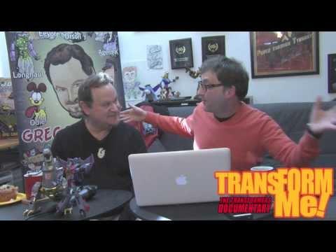 Transform Me Indiegogo AMA Series Tom Kenny & Gregg Berger!