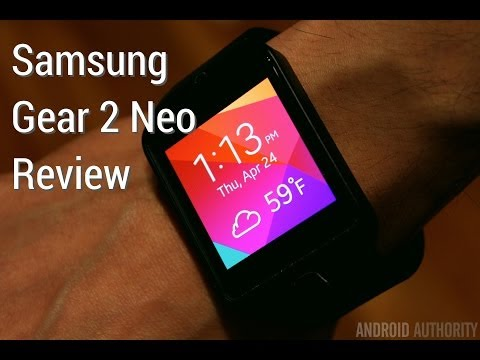Samsung Gear 2 Neo Review