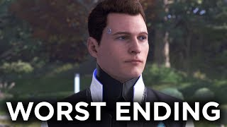 Detroit Become Human - WORST ENDING Cyberlife Wins