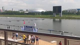Штыль С1 200 м ЧР-2018 финал