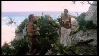 диалог Робинзона и Пятницы