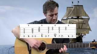 Sucker - John Mayer - Guitar Lesson with TAB