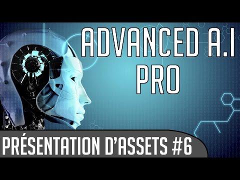 Présentation d'assets #6: Advanced A.I PRO [Unity3D]