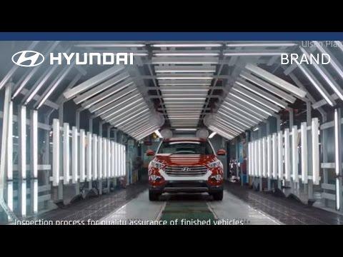 Hyundai | Manufacturing Plant - Ulsan