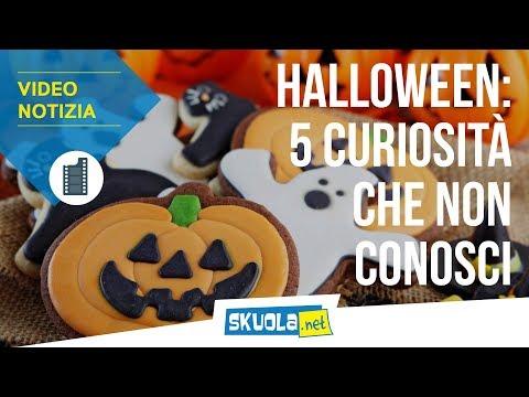 Halloween: 5 curiosità sulla festa più spaventosa dell'anno