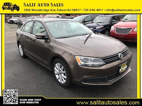 Salit Auto Sales - 2014 Volswagen Jetta in Edison,NJ