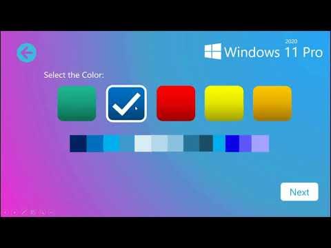 Windows 11 - Nueva Versión De Windows 2020 - Descargue Windows 11 Ya!