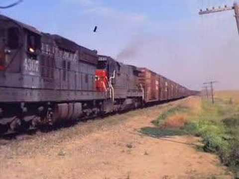 SP Scab Trains of Altamont, May 1985