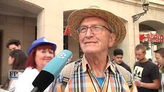 Das Hutfestival in Chemnitz
