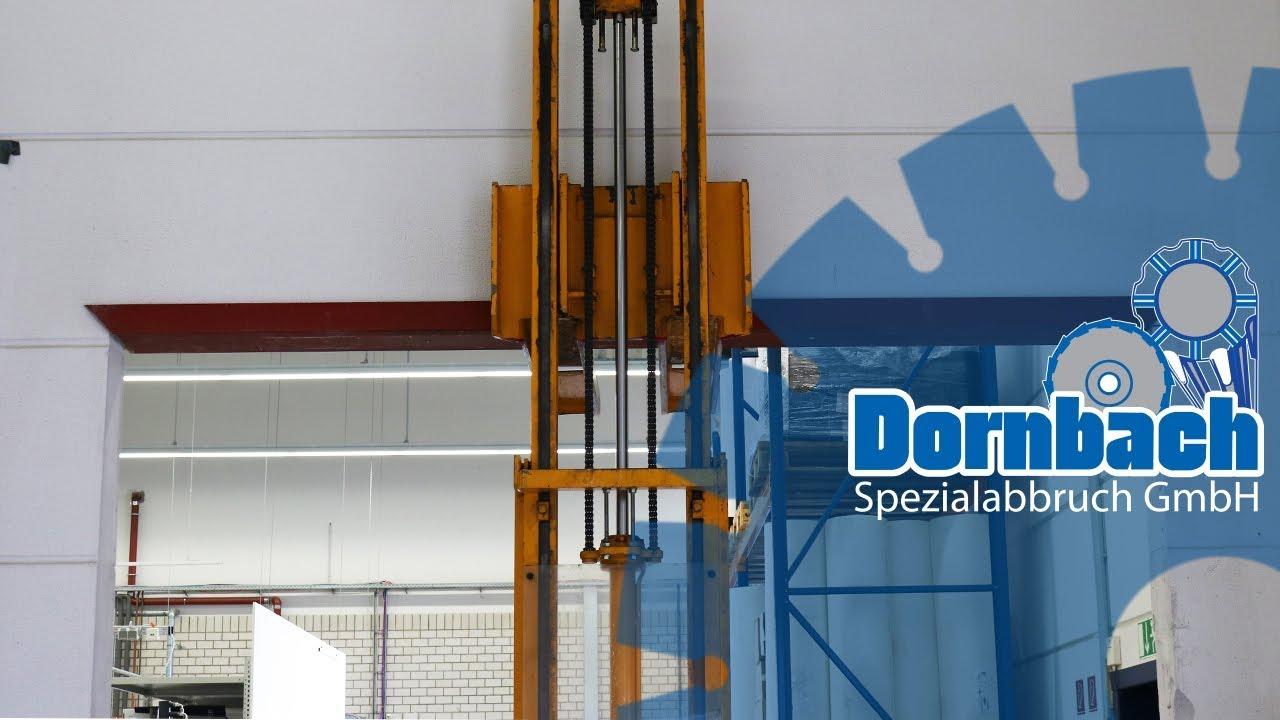 Wundervoll Durchbruch Wand Foto Von Wanddurchbruch Vergrößern Mit Stahlrahmeneinbau - Dornbach Spezialabbruch