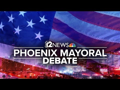 Mayoral election in Phoenix, Arizona (2018-2019) - Ballotpedia