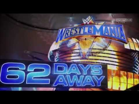 Download Wrestlemania 33 Promo ( 62 Days Away)