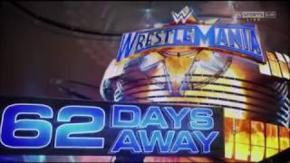 Download Video Wrestlemania 33 Promo ( 62 Days Away) MP3 3GP MP4