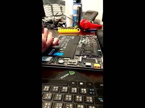 Take out mSATA SSD HD from Lenovo IdeaPad Yoga 13 under 6