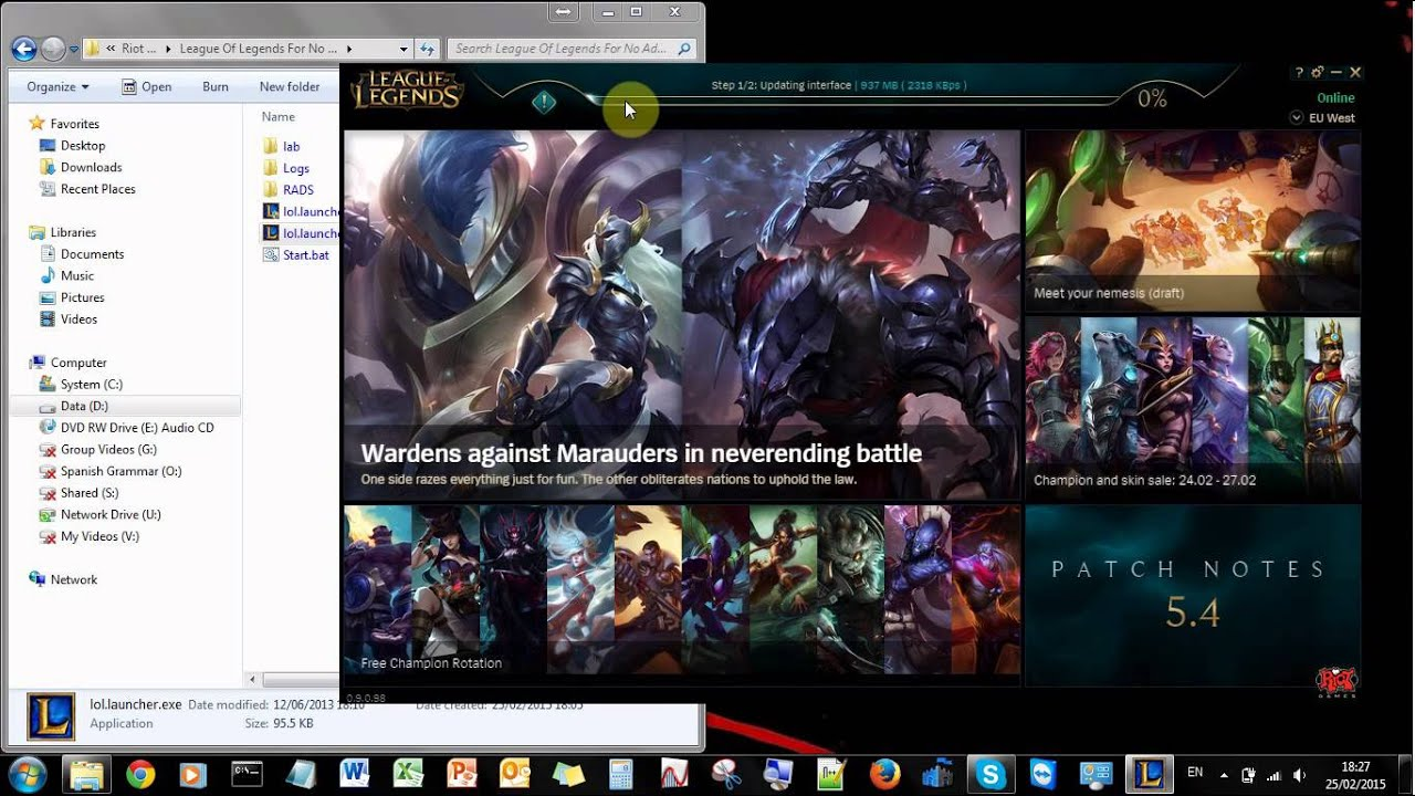 - How To Install League Of Legends Without Admin - Best Free Game Hacks