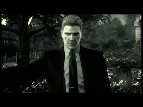 Metal Gear Solid 4 - A Legend That Will Never Die