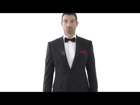 Tailor Made Classic Black Tuxedo