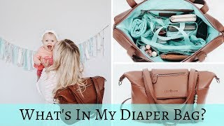 Download Video WHAT'S IN MY DIAPER BAG?? | LILYJADE | MADELINE | 2018 MP3 3GP MP4