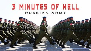"""RUSSIAN ARMY - """"3 MINUTES OF HELL"""" 