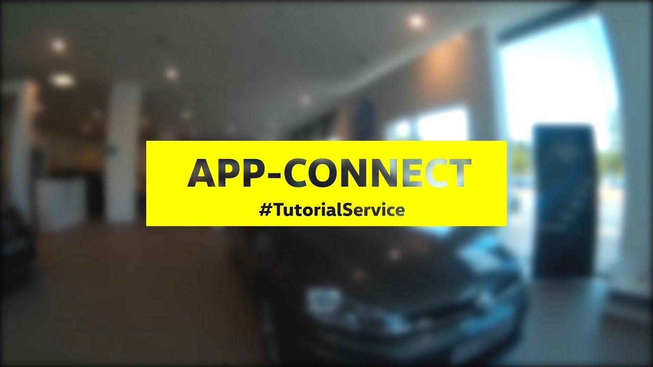 volkswagen app connect che cosa e come funziona youtube. Black Bedroom Furniture Sets. Home Design Ideas