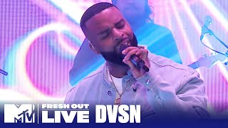 "DVSN Performs ""No Good"" 