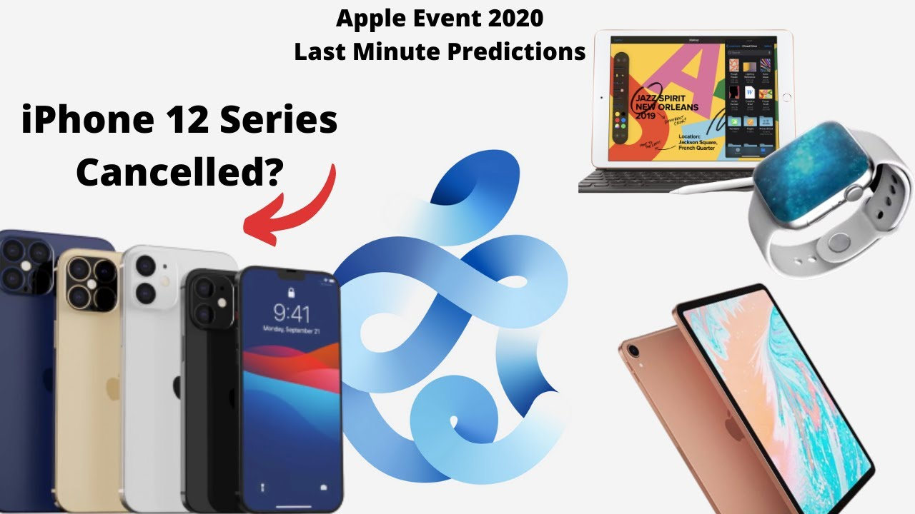 iPhone 12 Not Launching? Apple Event Last Minute Predictions in Hindi