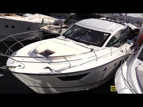 2019 Beneteau Gran Turismo 50 Yacht - Walkaround - 2018 Fort Lauderdale Boat Show thumbnail