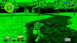 Spec Ops Stealth Patrol - Walkthrough - Mission 1 Siberia - Phase 1