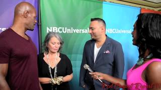 Last Comic Standing at the 2014 NBCUniversal Summer Press Day #NBCU