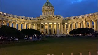 SAINT PETERSBURG RUSSIA WITH DAD & VLAD - DAY 1!