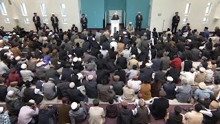 Проповедь Хазрата Мирзы Масрура Ахмада (14-10-2016 )