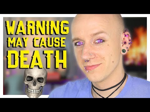 This Piercing Will Kill You | Piercing FAQ 26 | Roly