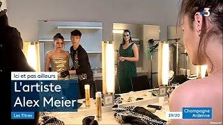 Rencontre avec Alex Meier FRANCE3