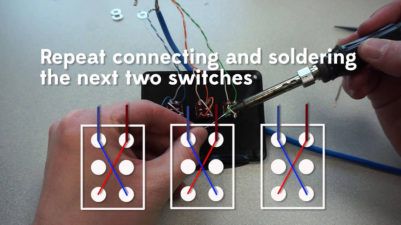 How To Wire Dpdt Switches