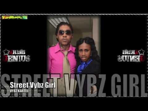 Vybz Kartel - Street Vybz Girl - Aug 2012