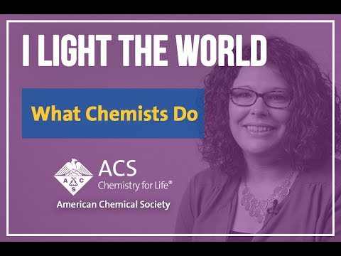 What Chemists Do - Michelle Cummings, Research Chemist, Dow Corning