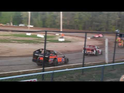 Dirt Modifieds Albany Saratoga Speedway