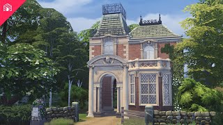 The Gatehouse | The Sims 4: Tiny Living