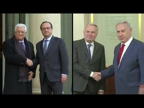 Paris foreign minister summit aims to revive Middle East peace talks