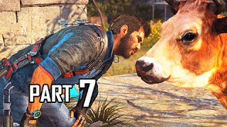 Just Cause 3 Walkthrough Part 7 - The Cow Prince (PC Ultra Let's Play Commentary)