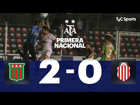 Agropecuario 2 vs. Barracas Central 0 | Fecha 21 | Primera Nacional 2019/2020