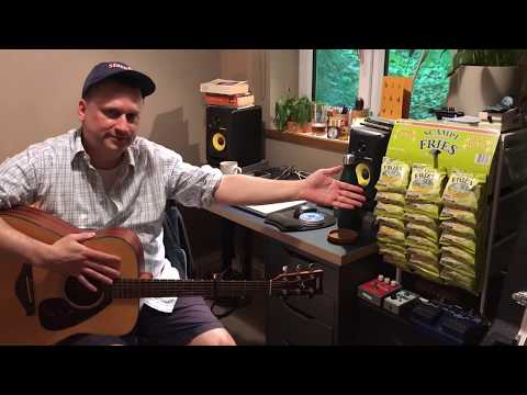 Robin39s Weekly Guitar Tips  Week 2  The intro to Fruit Tree by Nick Drake
