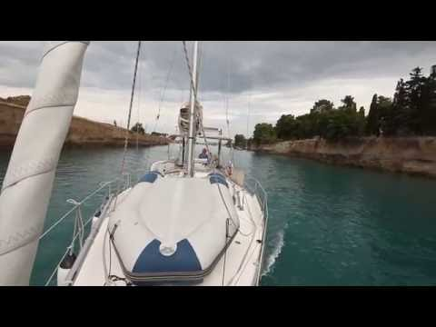 Seiling i Hellas / Sailing in Greece, part 1