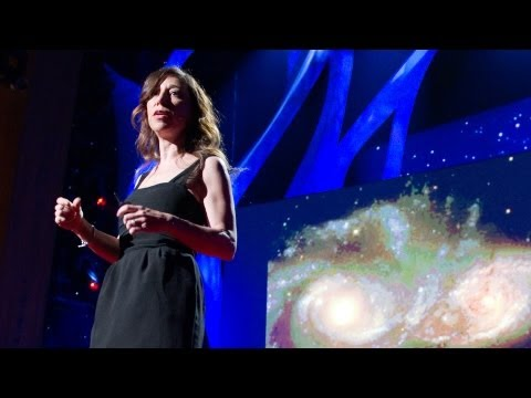 Video image: The sound the universe makes - Janna Levin