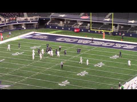 Game 14 - Lake Dallas Falcons vs. Everman Bulldogs - 2015