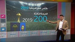 محمد صلاح يمزح بشأن سعر تذكرة الدرجة الثالثة في كأس أمم أفريقيا في مصر