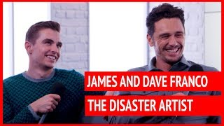 James Franco gives his designer freebies to Dave Franco for Christmas | The Disaster Artist