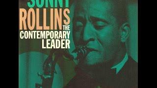 Sonny Rollins Trio 1958 - Shadow Waltz