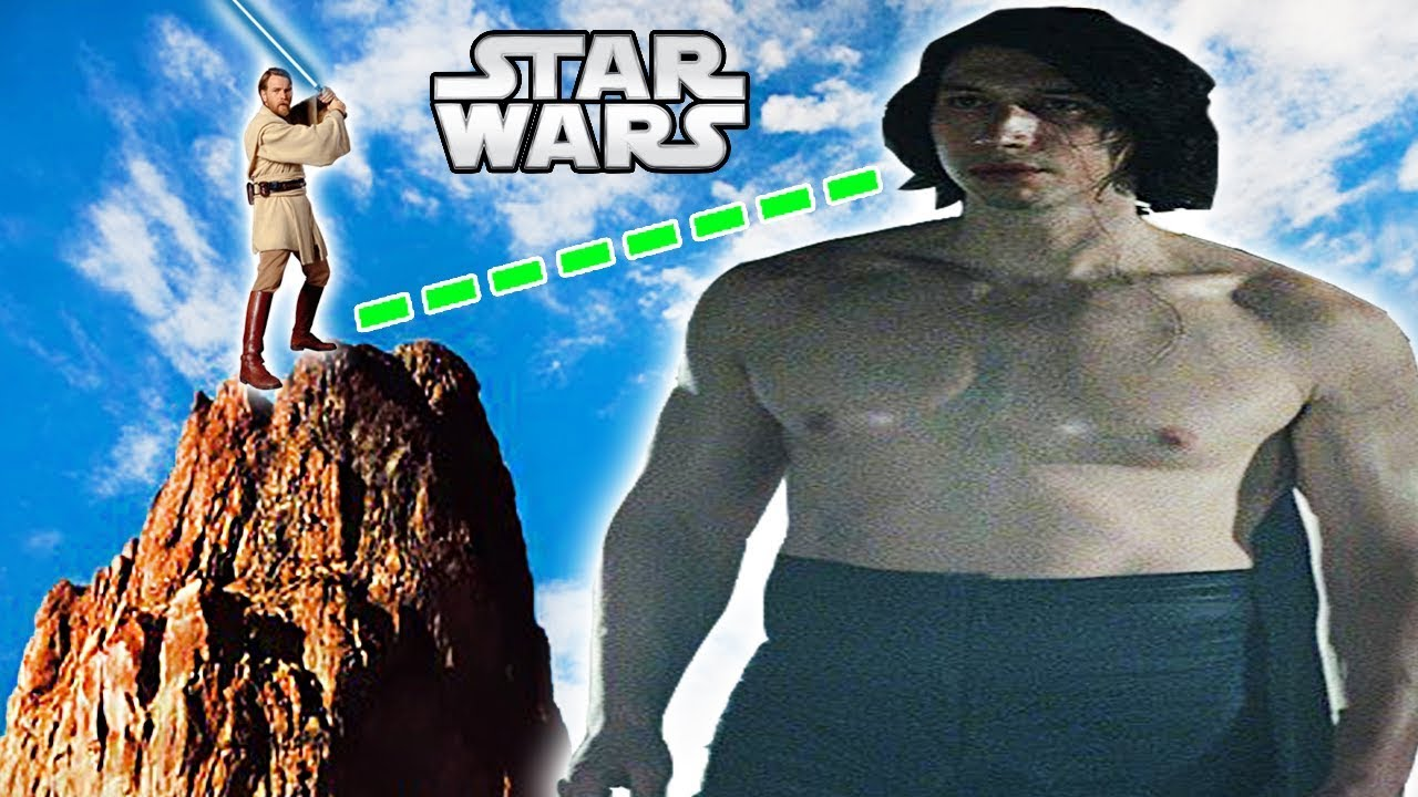 Is Ben Swolo More Powerful Than Obi Wans High Ground Star Wars